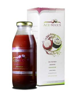 obat herbal ace maxs ekstrak herbal almai kombinasi manggis dan daun sirsak